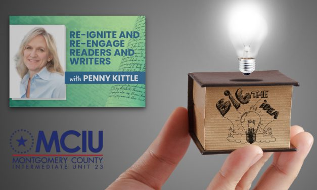 Penny Kittle: Teachers Have The Gifts To Make A Difference (Sept Update)