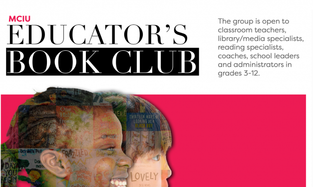Join the MCIU Educator's Book Club 21-22