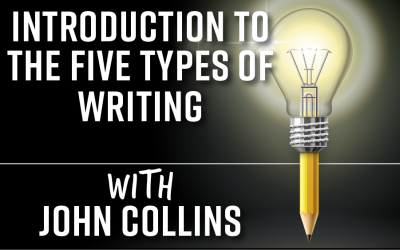 Introduction to the Five Types of Writing