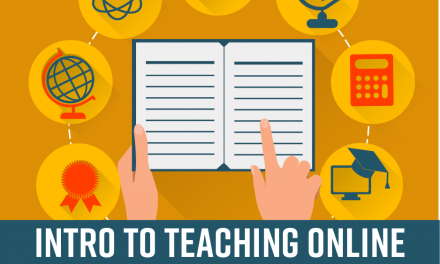 Intro to Teaching Online