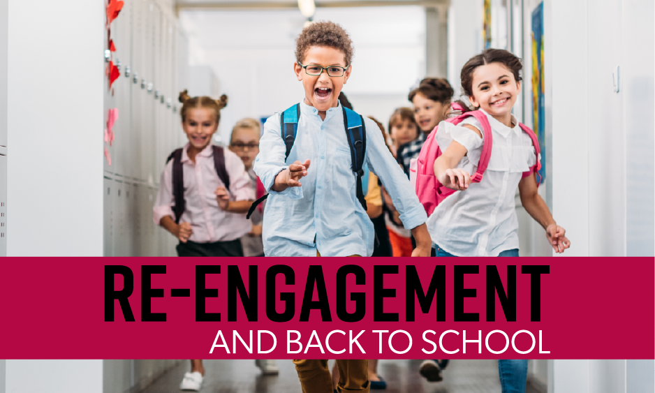 Re-Engagement and Back to School: A Focus on SEL and Equity