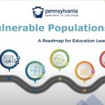 Roadmap Webinar: Supporting Vulnerable Populations