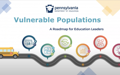 Roadmap Webinar: Supporting Vulnerable Populations