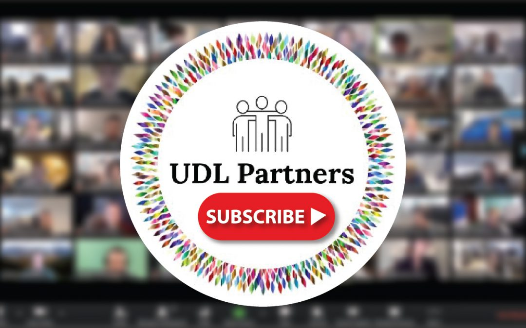 #OPLPodcast – UDL Partners: A Model to Advance PK-20 Education