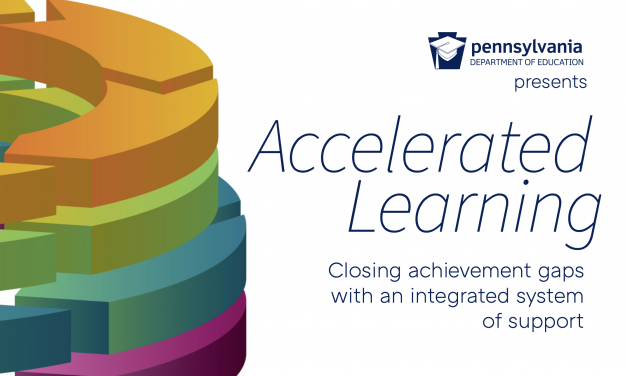 PDE: The Accelerated Learning Toolkit