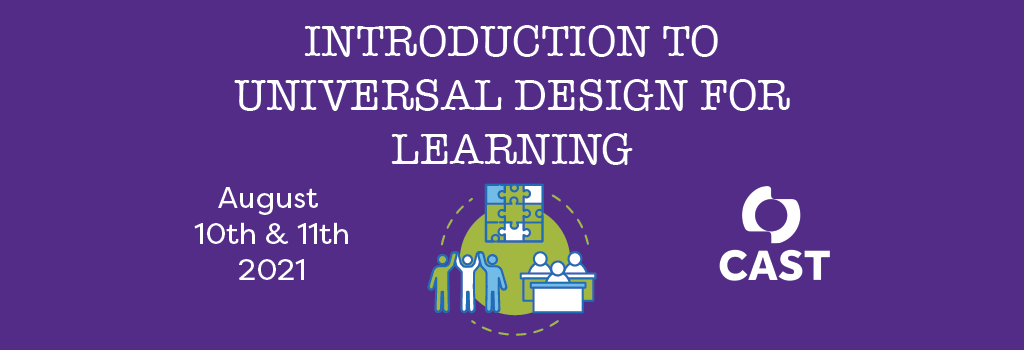 Introduction to Universal Design for Learning