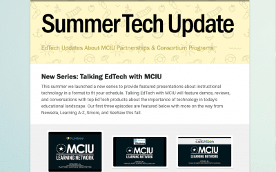 OPL Summer EdTech Update