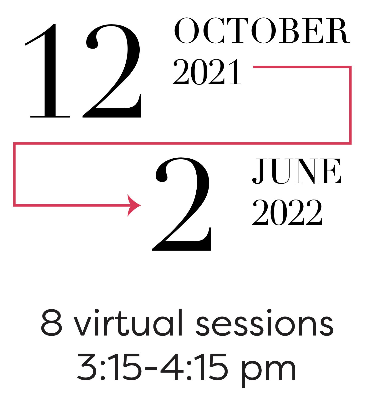2021 MCIU Book Club Dates