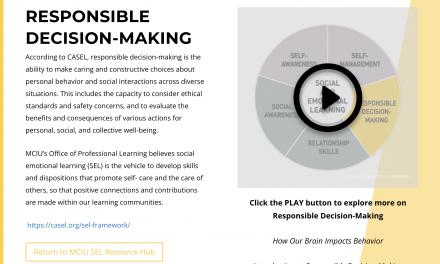 Responsible Decision-Making (CASEL Framework)